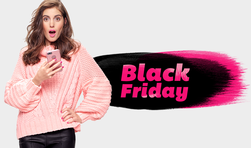 Vente privée Black Friday Showroomprivé