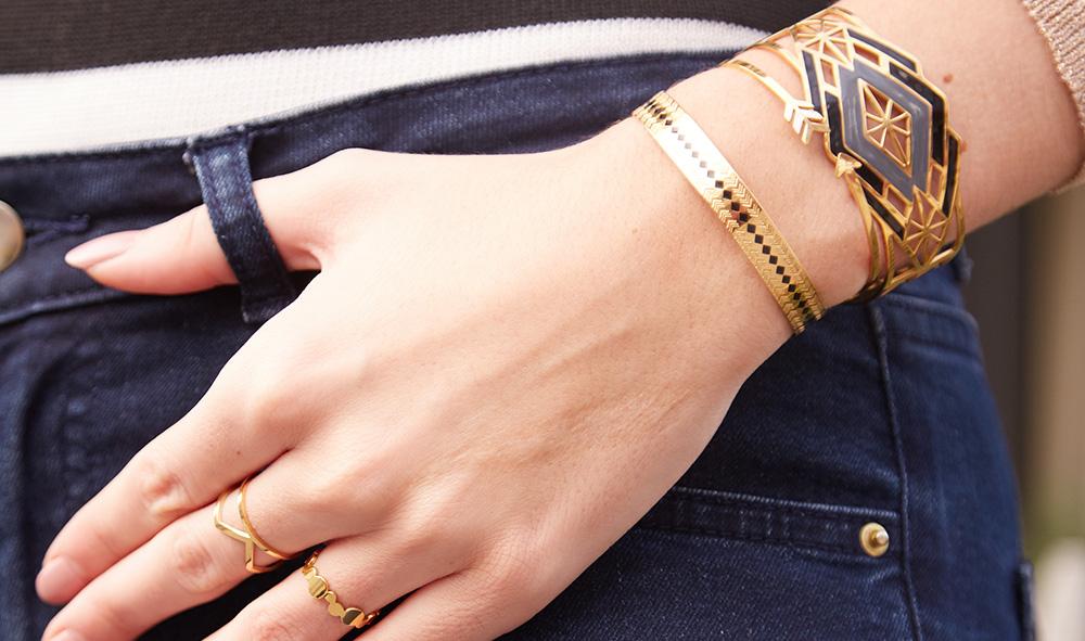 Nouveaux bijoux #collectionIRL