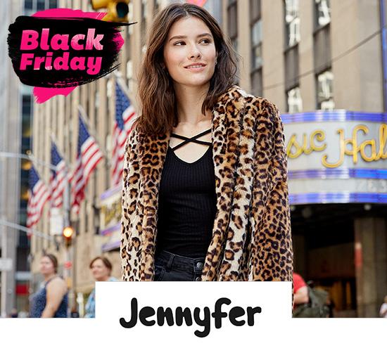 Vente privée de vêtements pour femme Jennyfer, Black Friday sur Showroomprivé