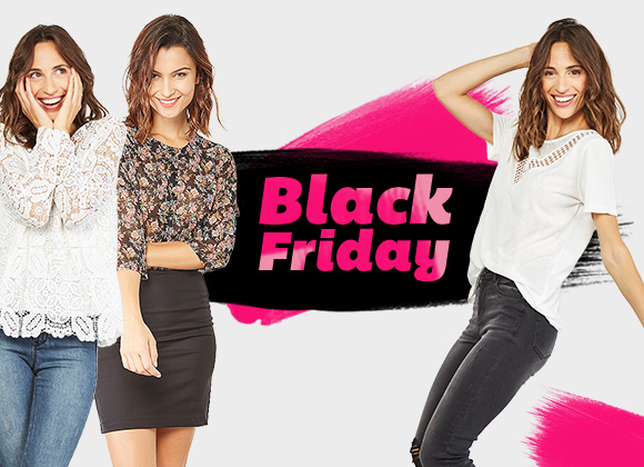 Vente #collectionIRL par Showroomprivé, black friday