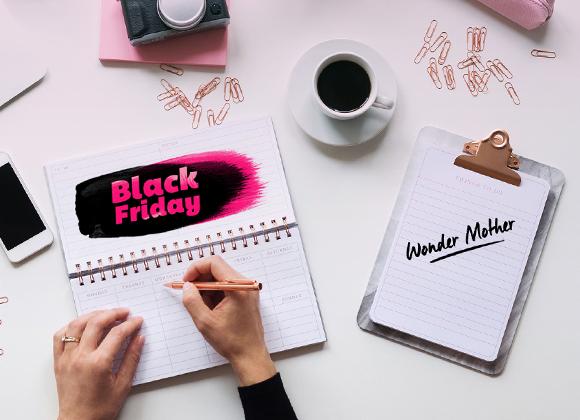 Black Friday Showroomprivé - Wonder Mother