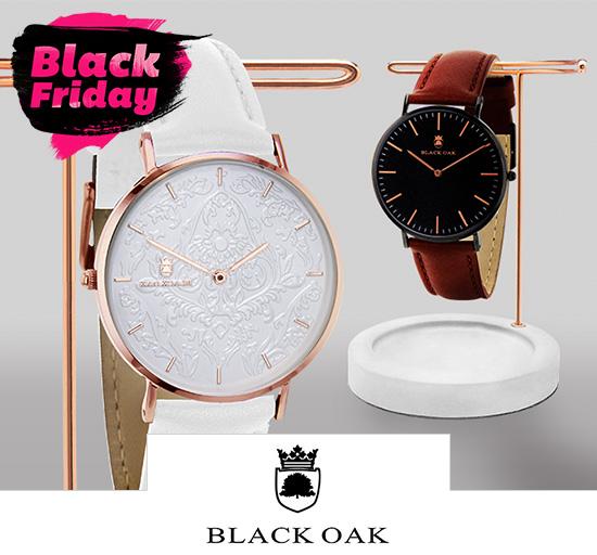 Black Friday - vente Black Oak