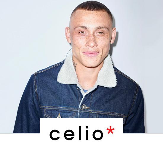 Vente privée de vêtements pour homme Célio, Showroomprivé