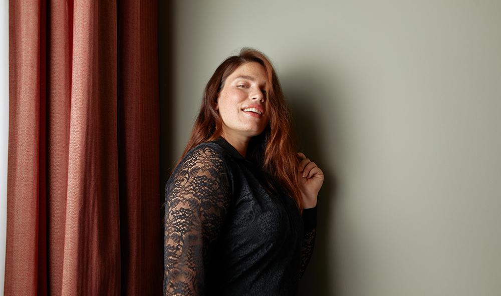 Interview IRL Clémentine Desseaux mannequin #curveIRL Showroomprivé