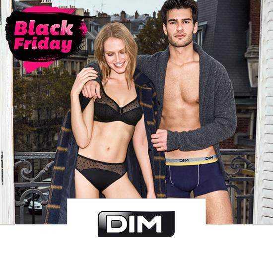 Black Friday - vente Dim