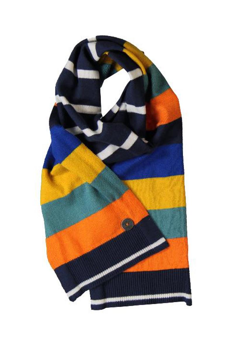 Vente privée Boboli Showroomprivé vêtements et accessoires pour garçons et filles, écharpe rayée