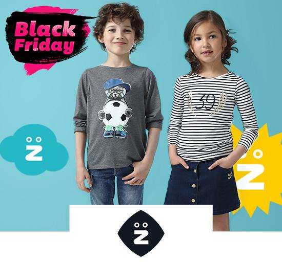 Vente privée de vêtements pour enfants filles et Garçons génération Z, Black Friday sur Showroomprivé