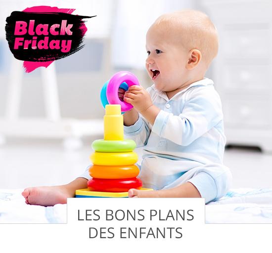 Vente jouets enfants - Black Friday