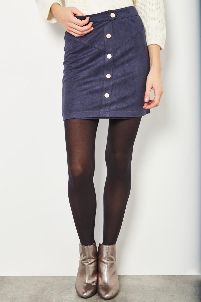 Vêtements pour femmes #collectionIRL sur Showroomprivé, jupe droite bleue