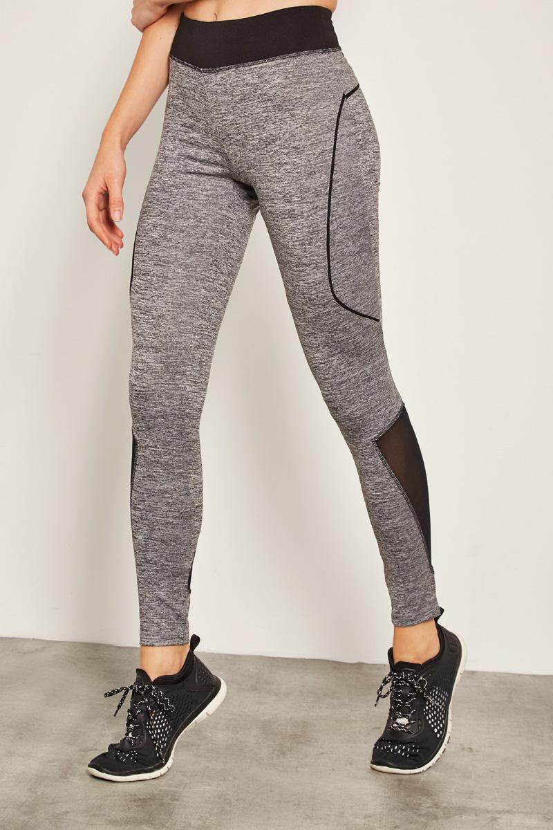 Vêtements pour femmes #collectionIRL sur Showroomprivé, legging gris de sport