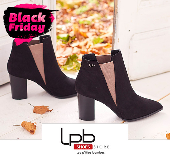 Vente Les P'tites Bombes - Black Friday