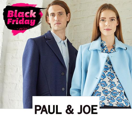 Black Friday - vente Paul & Joe