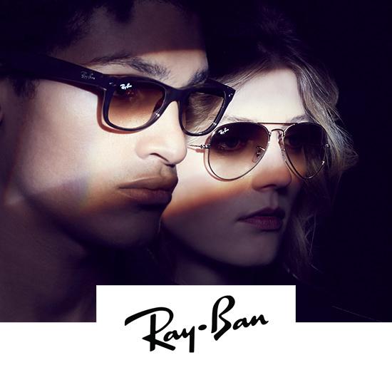 Vente privée de lunettes pour homme et femme Ray Ban, cyber monday sur Showroomprivé