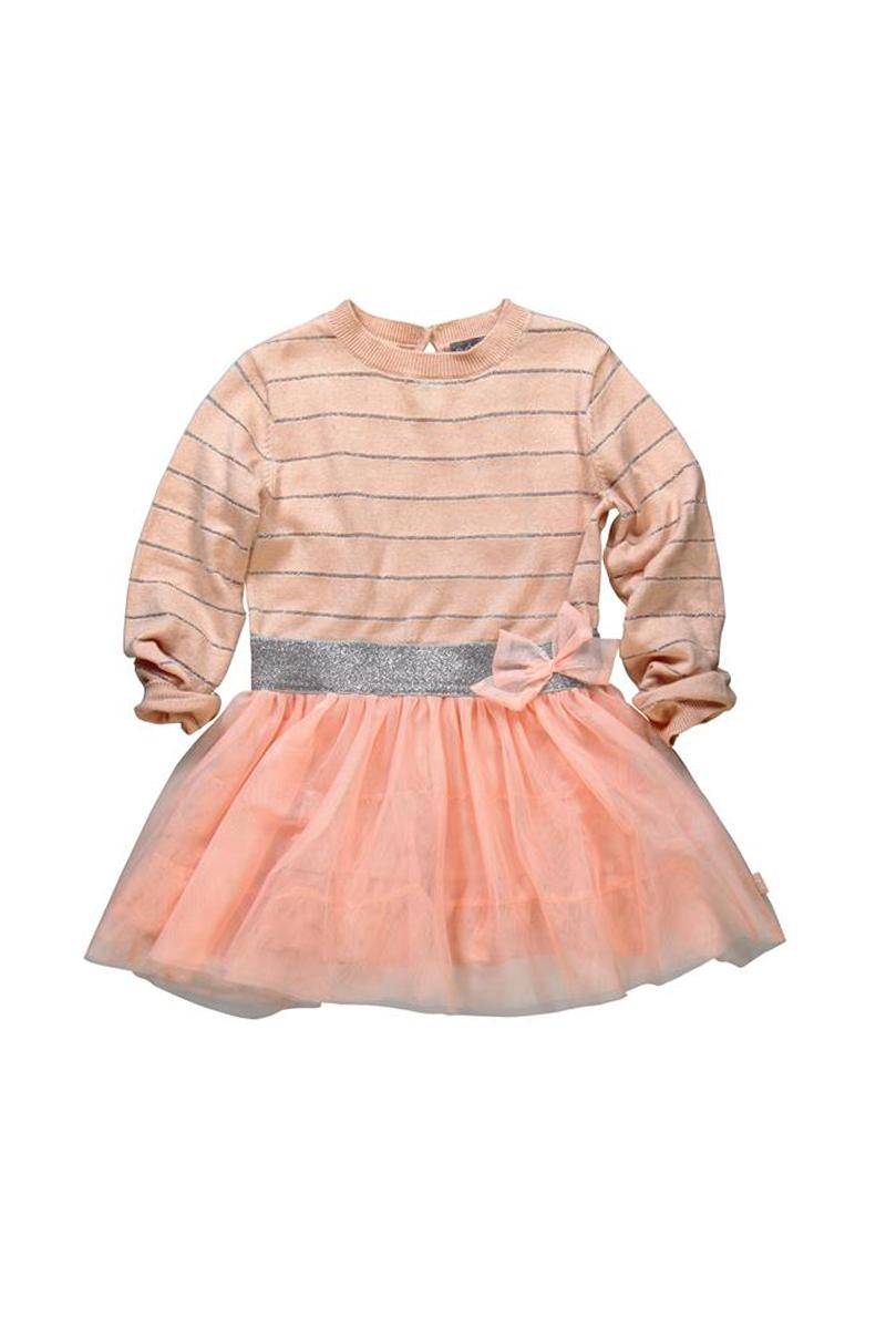 Vente privée Boboli Showroomprivé vêtements et accessoires pour garçons et filles, robe rose saumon et paillette