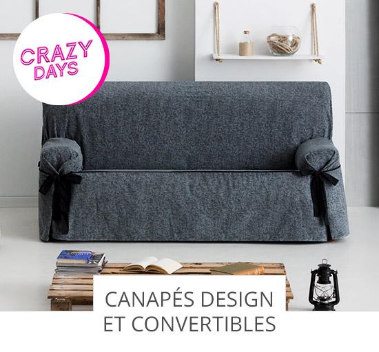 Vente privée de canapés design - Crazy Days, sur Showroomprivé.