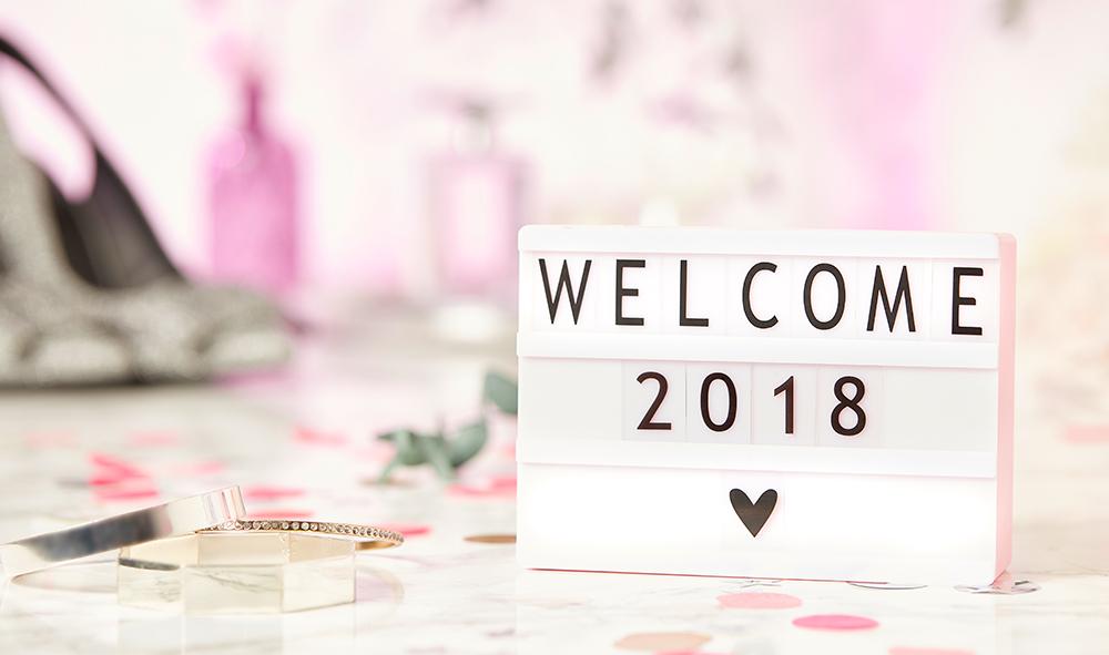 Article sur ce que 2018 réserve aux lecteurs du blog, #collectionIRL et temps forts Showroomprivé.