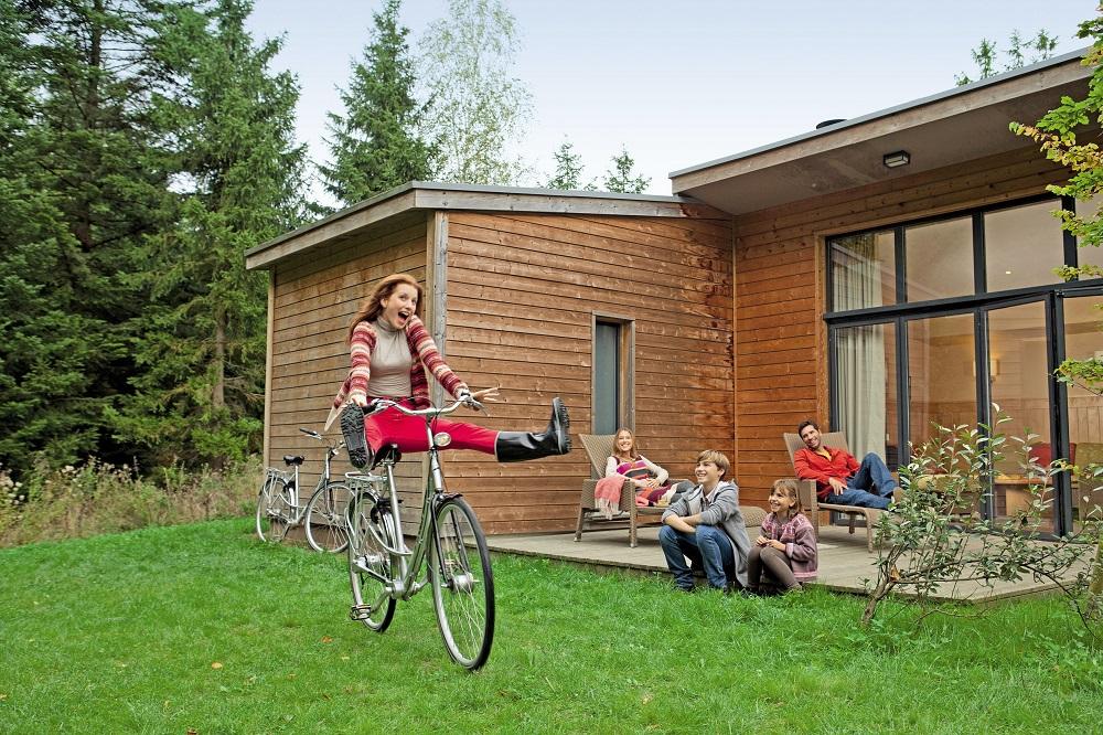 Center Parcs - cottage