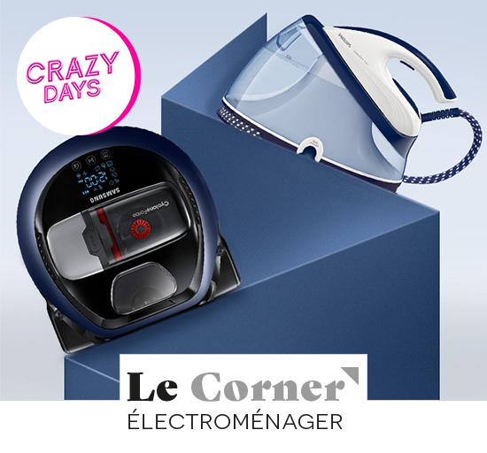 Vente privée d'électroménager - Crazy Days, sur Showroomprivé.