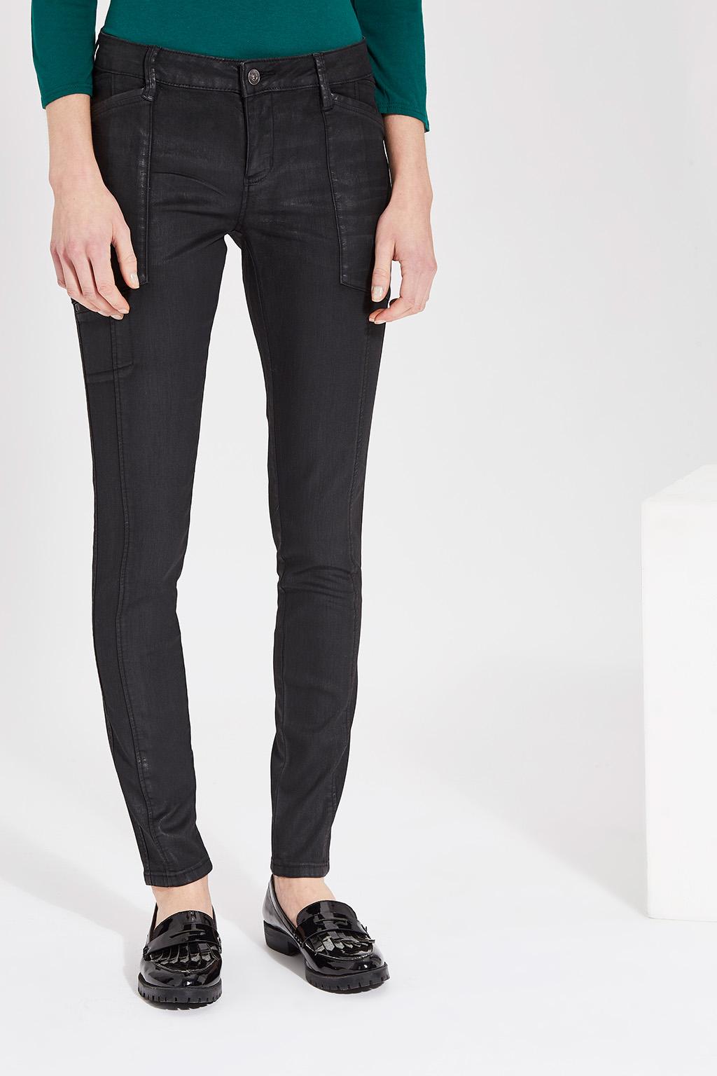 Jean skinny noir Bonobo