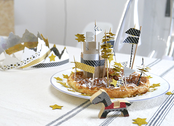 Kids Only Janvier : la galette des rois