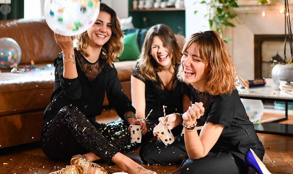Interview de 3 blogueuses pour la capsule #partyIRL de #collectionIRL sur Showroomprivé.