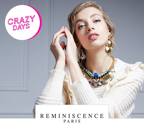 Vente privée Reminiscence Crazy Days, sur Showroomprivé.