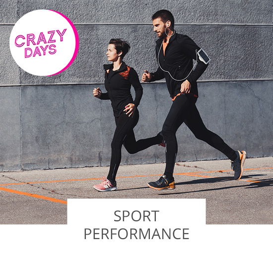 Vente privée sport - Crazy Days, sur Showroomprivé.