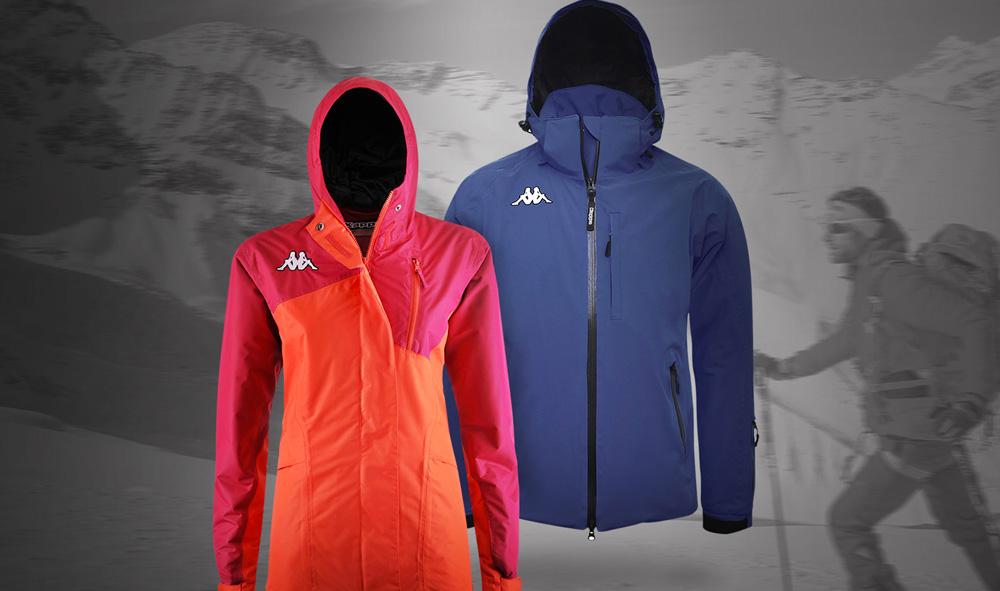 Date un occhiata alla Ski Apparel Collection di Kappa  una collezione di  abbigliamento e ... 67cc3995228
