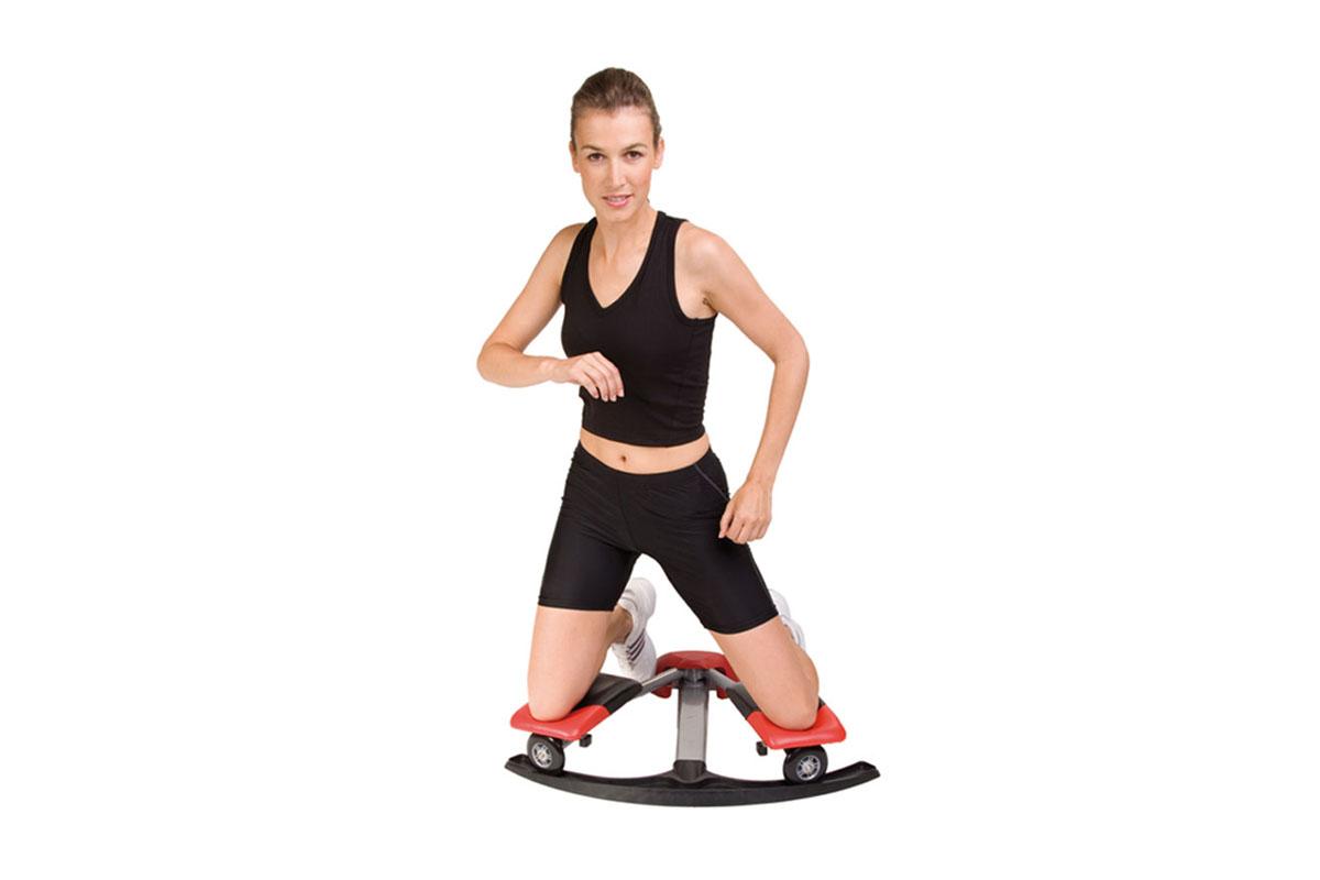 Vente privée de machine de musculation sur Sport Elec Lanaform sur Showroomprivé.