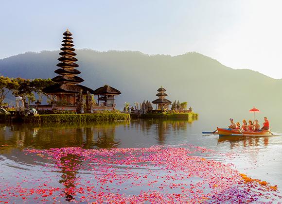 Vente privée voyage à Bali sur Showroomprivé