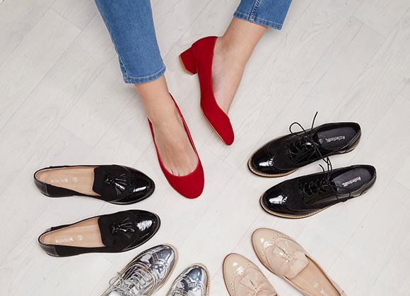 Vente chaussures #collectionIRL sur Showroomprivé.