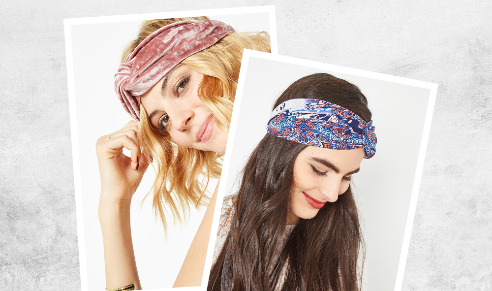 Headband #collectionIRL par Showroomprivé.