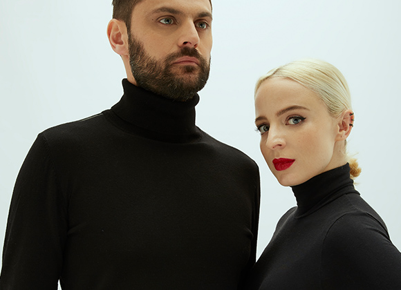 Interview #womandIRL de Madame Monsieur candidats à l'Eurovision 2018.