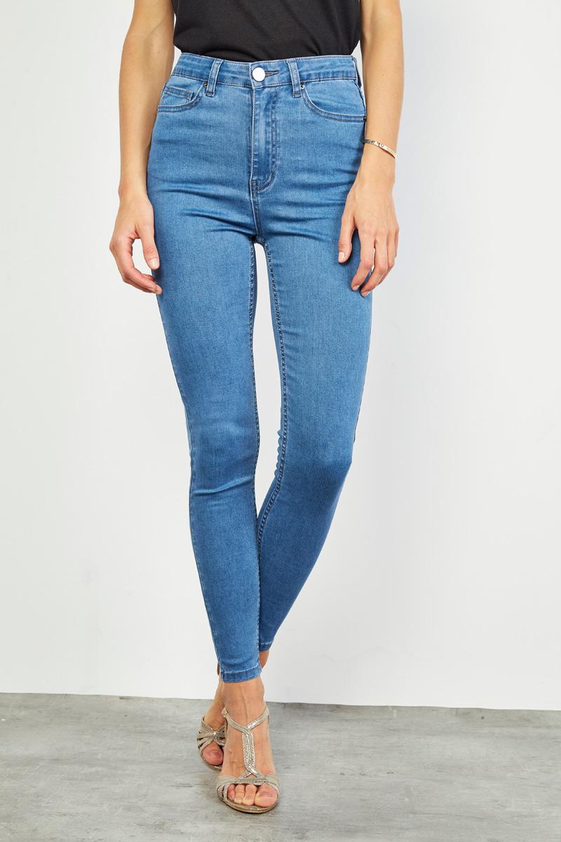 Jean skinny bleu #collectionIRL, Showroomprivé