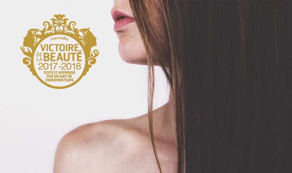 Les Victoires de la Beauté 2017 - 2018 sur showroomprive.com