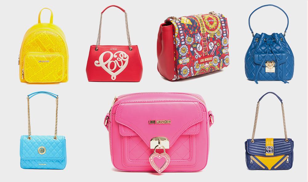 Vente privée de sacs et chaussures Love Moschino sur Showroomprivé.
