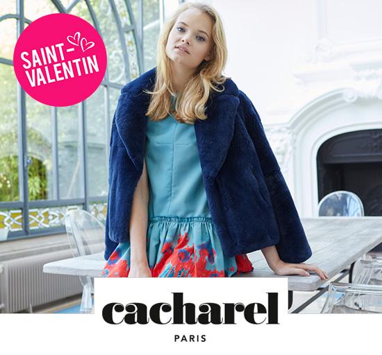 Vente Cacharel - Spécial Saint-Valentin