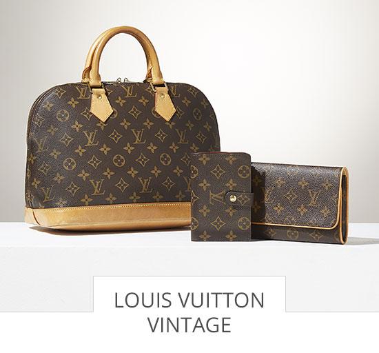 Vente Louis Vuitton vintage - Spécial Saint-Valentin