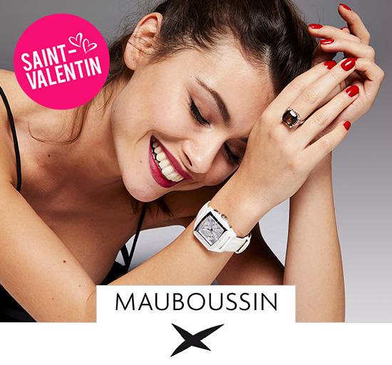 Vente Mauboussin - Spécial Saint-Valentin