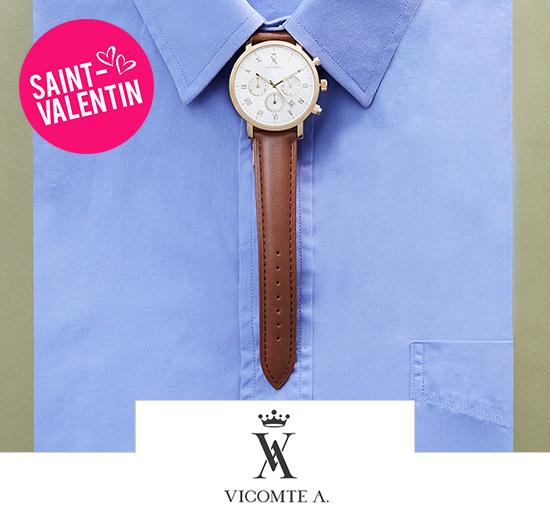 Vente Vicomte A - Spécial Saint-Valentin