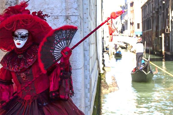 Vente privée Voyage : le Carnaval de Venise