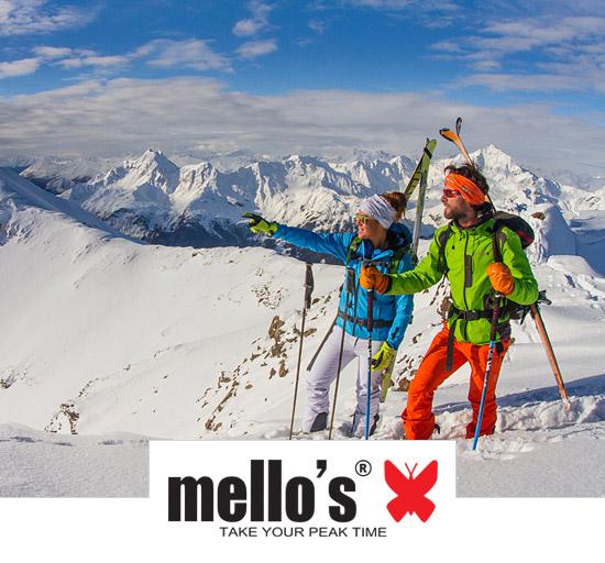 Vente privée de vêtements d'hiver pour hommes et femmes Mello's sur Showromprivé.