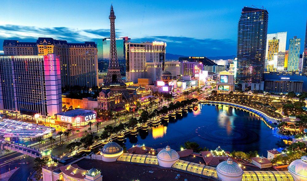 Voyage dans l'ouest américain - Las Vegas - showroomprive