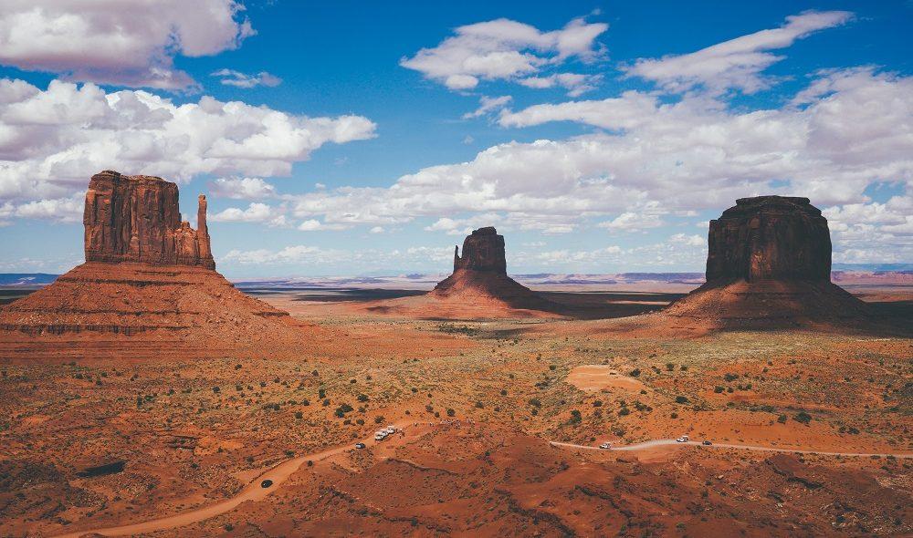 L'ouest américain - Monument Valley