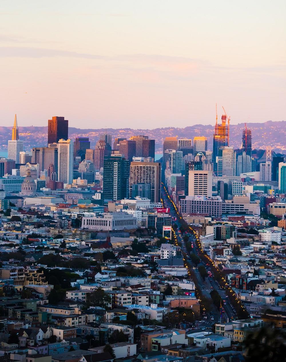 L'ouest américain - San Francisco