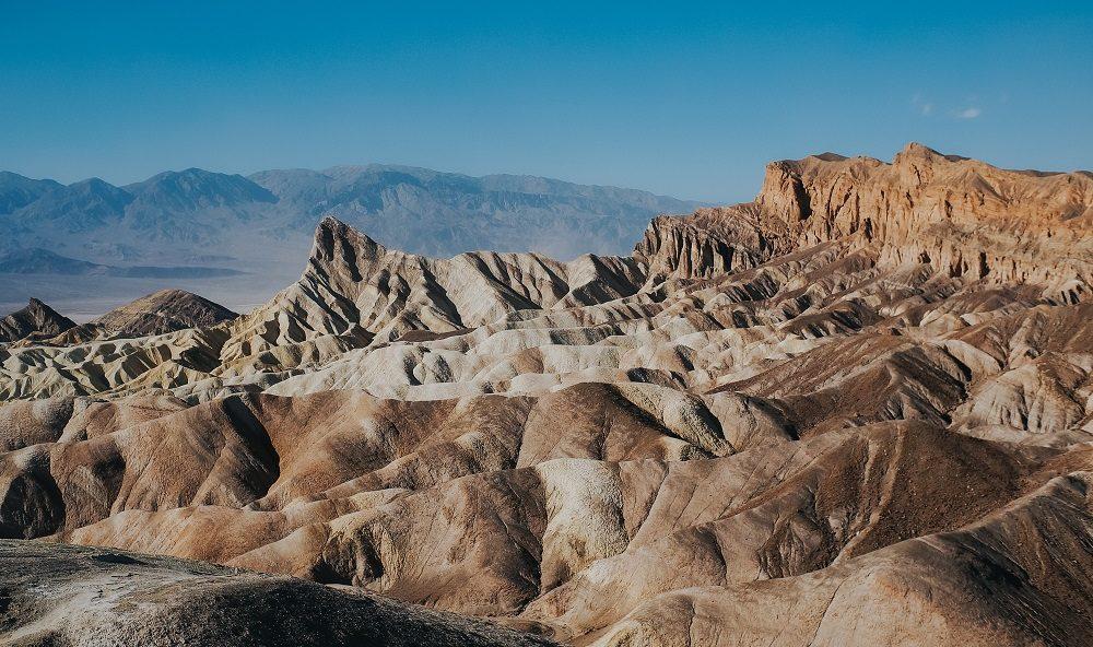 Voyage dans l'ouest américain - Vallée de la Mort - showroomprive