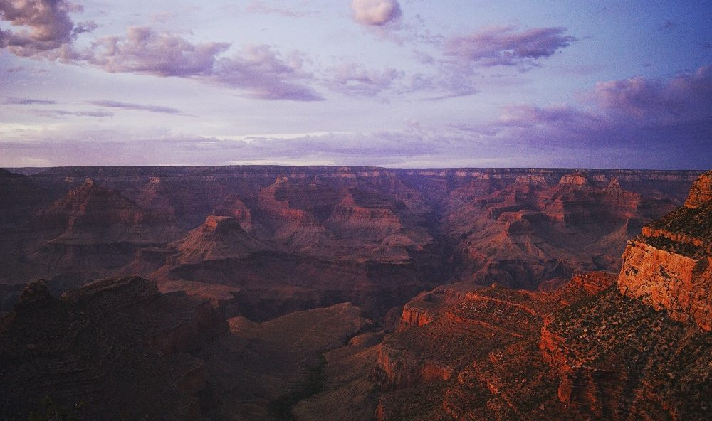 L'ouest américain : Grand Canyon