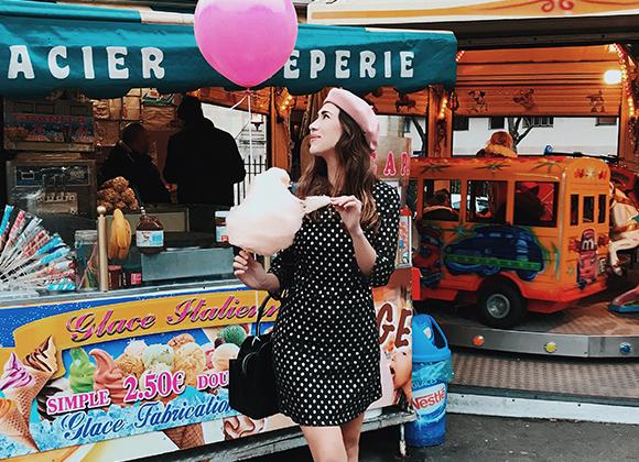 Vu sur Instagram - The Baloon Diary en #collectionIRL