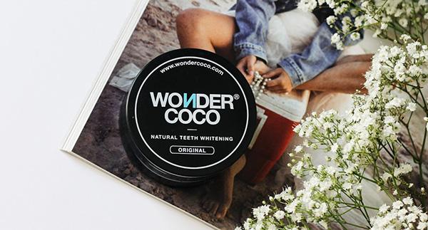 Vente privée Wondercoco : pour avoir enfin les dents blanches