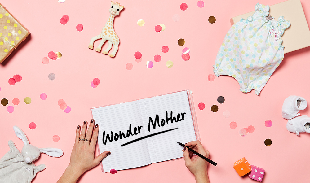 Wonder Mother : la Baby Shower
